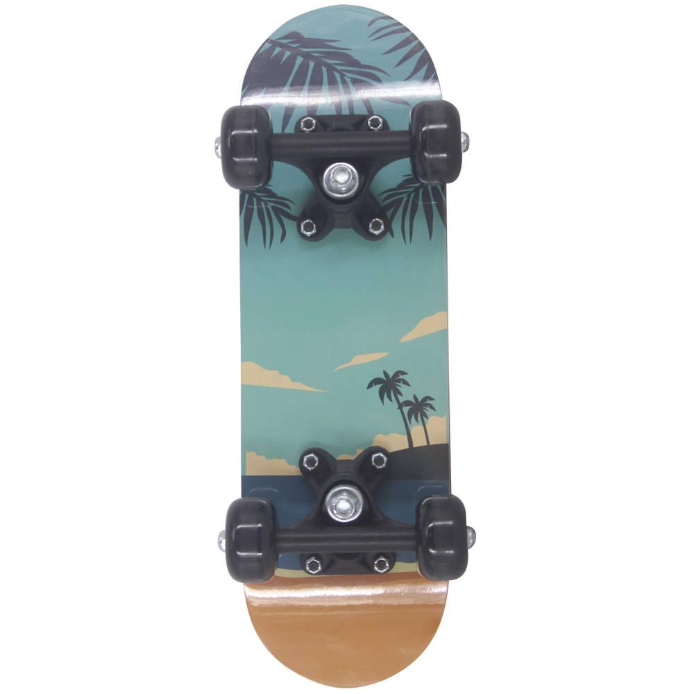 Mini beach skateboard