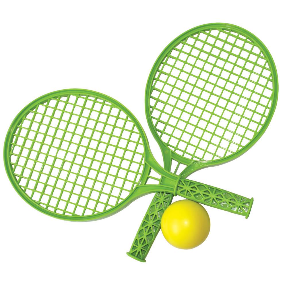 Playfun tennisrackets en softbal