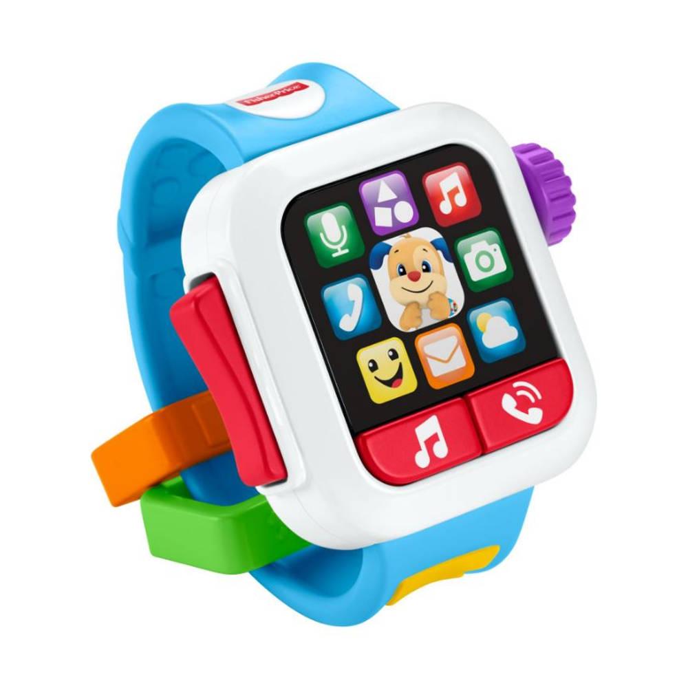 Fisher-Price leerplezier smart horloge