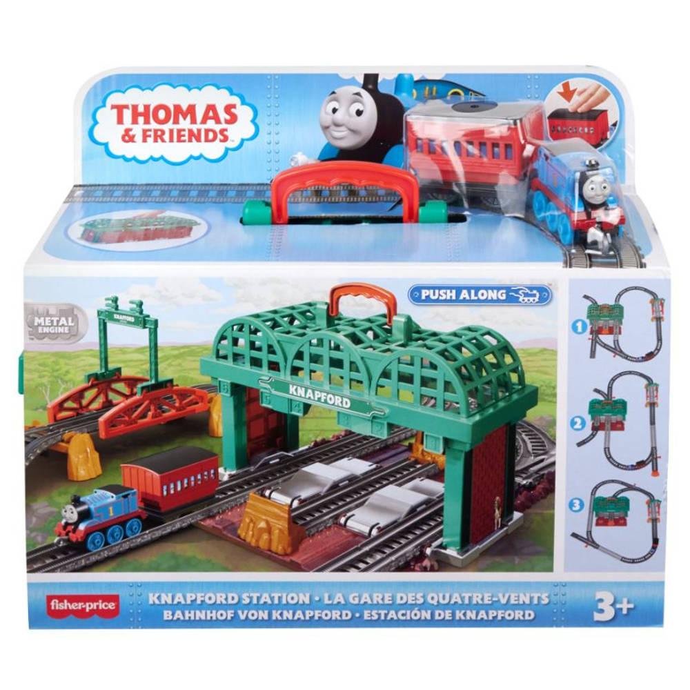 Thomas & Friends TrackMaster station Knapford speelset