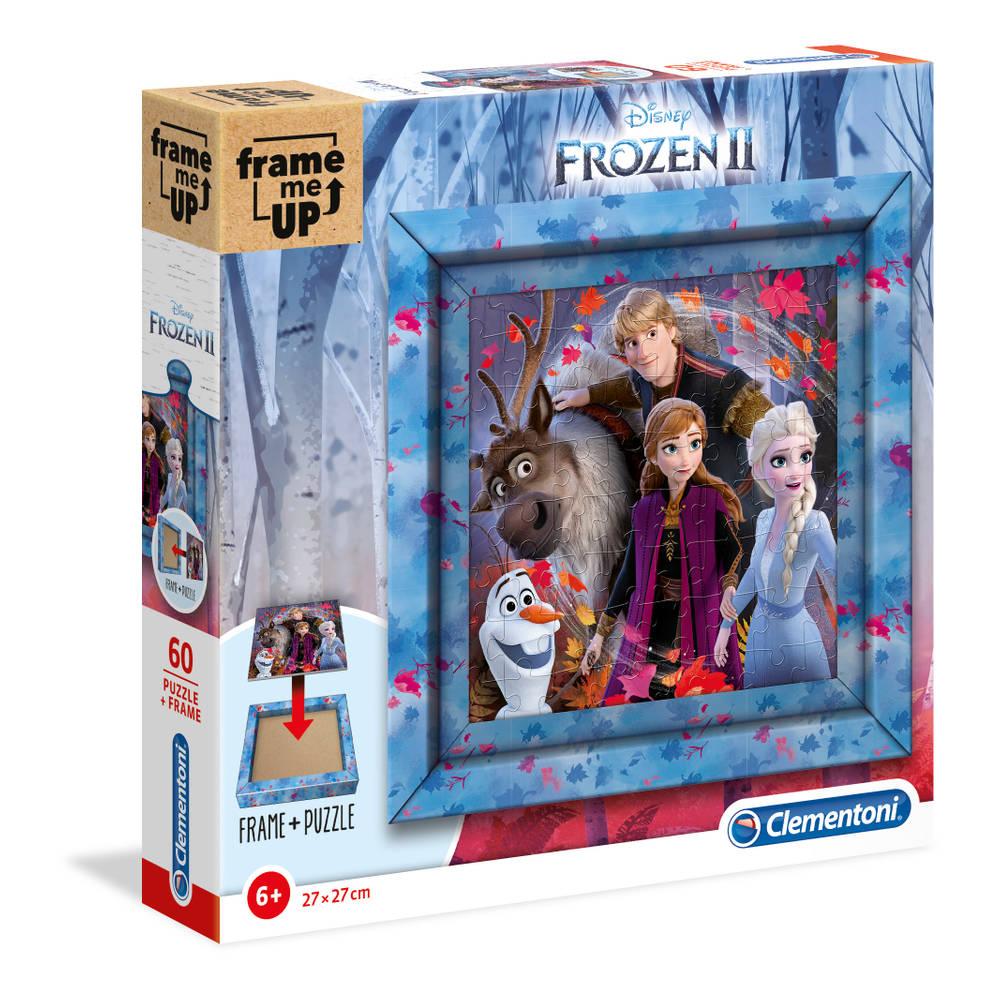 Clementoni puzzel Disney Frozen 2 - 60 stukjes