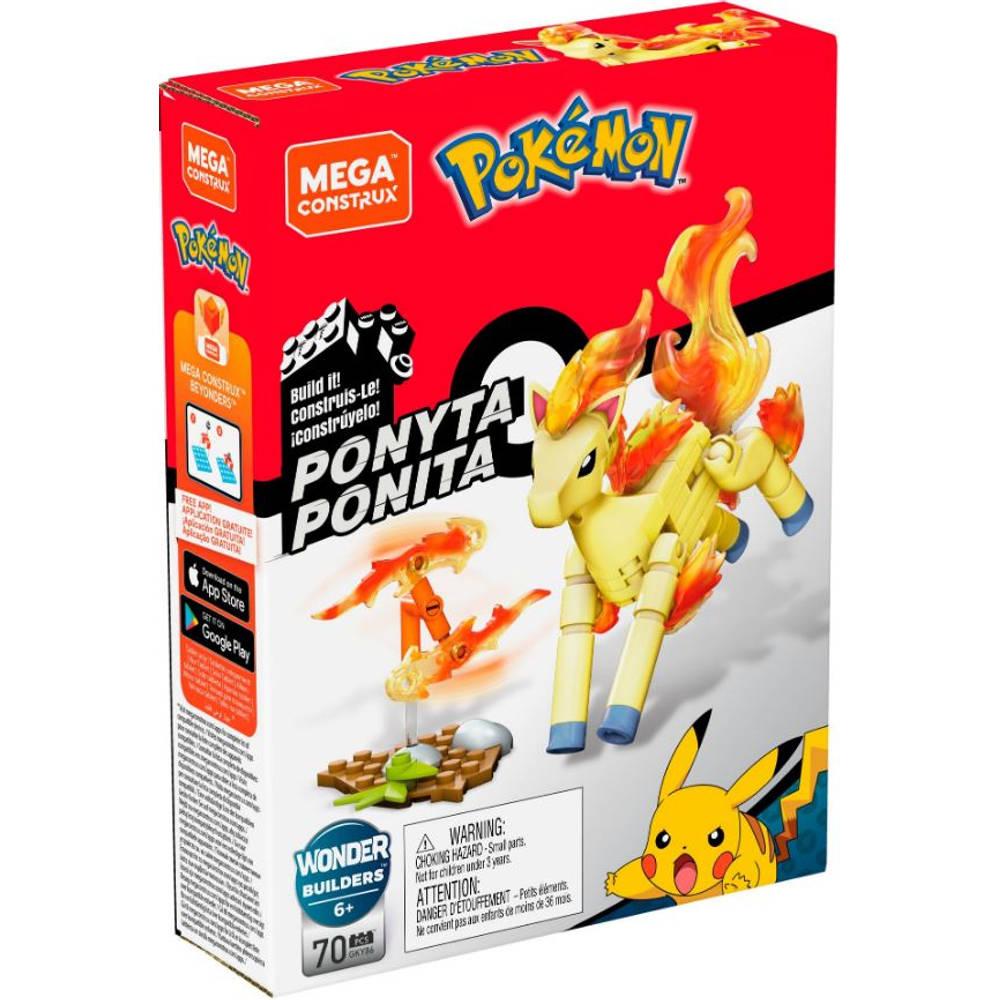 Fisher-Price Mega Construx Pokémon Power pack Ponyta