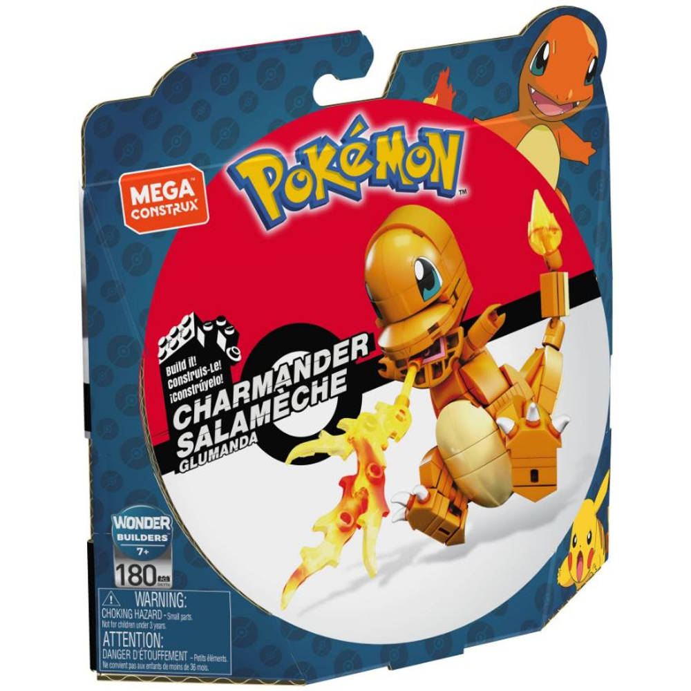 Fisher-Price Mega Construx Pokémon Charmander