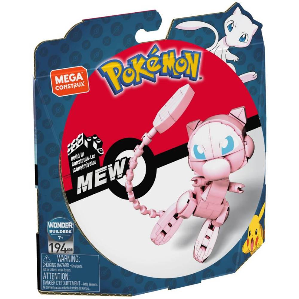 Fisher-Price Mega Construx Pokémon Mew