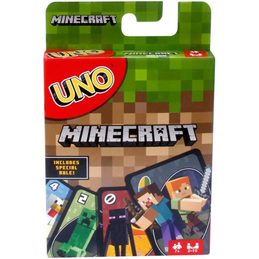UNO Minecraft kaartspel