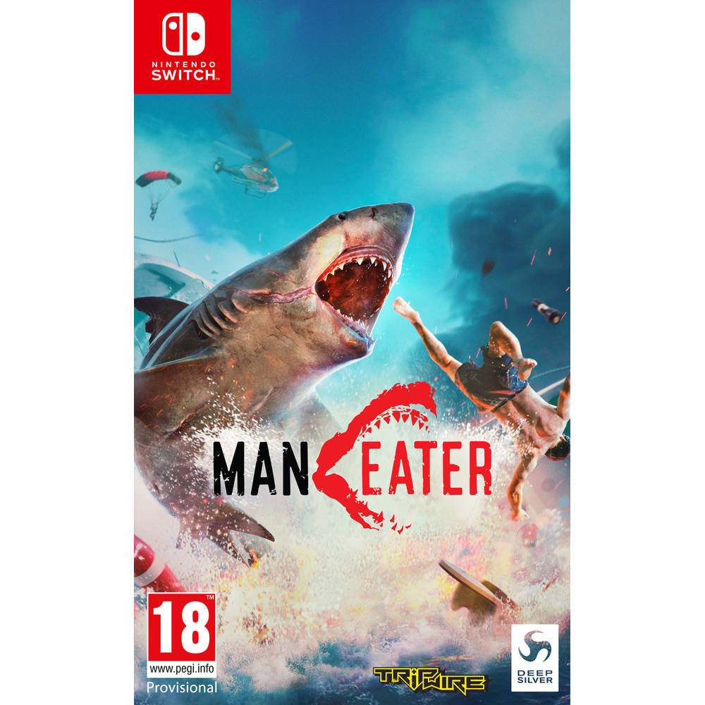 Nintendo Switch Maneater