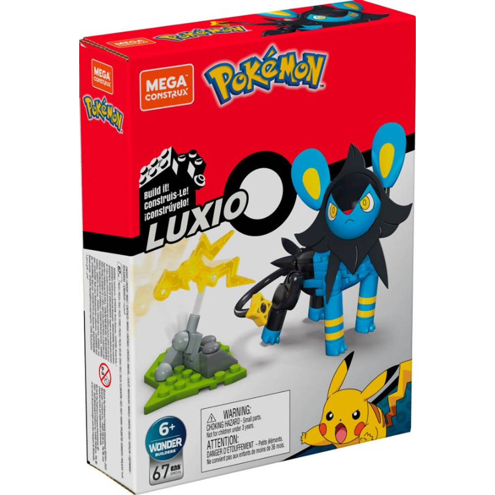 Mega Construx Pokémon Power pack bouwset
