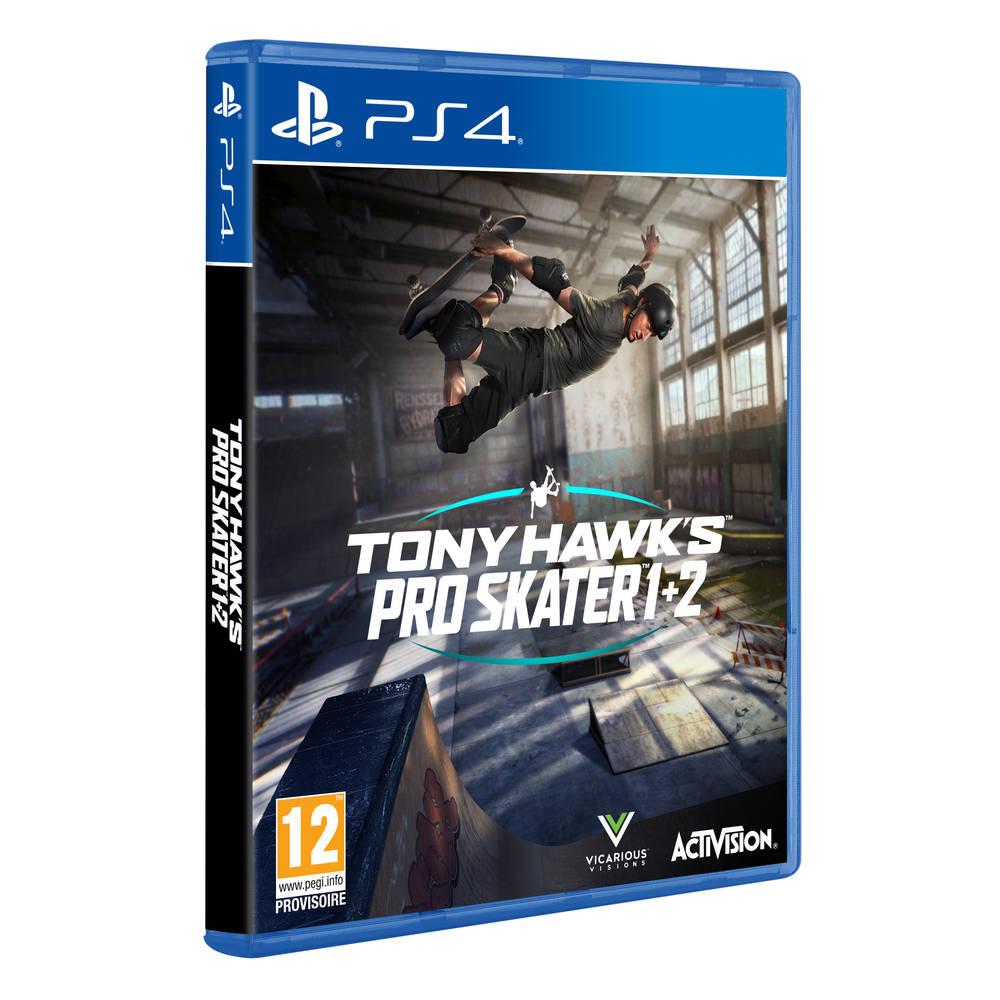 PS4 Tony Hawk Pro Skater 1 + 2