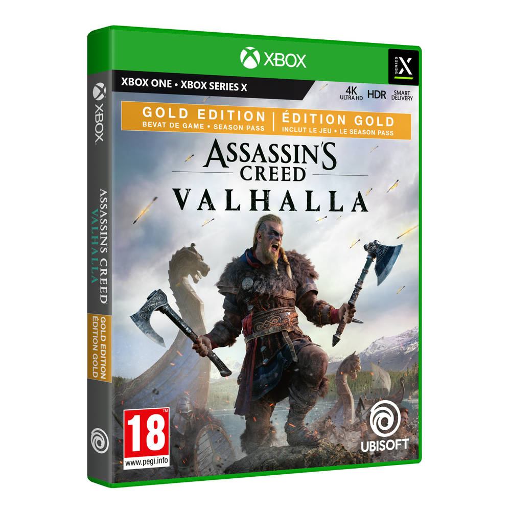 Xbox Series X / Xbox One Assassin's Creed Valhalla Gold Edition