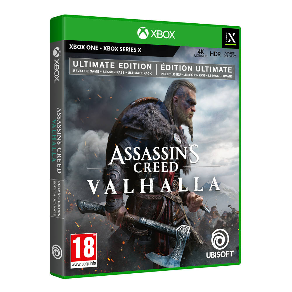 Xbox Series X / Xbox One Assassin's Creed Valhalla Ultimate Edition