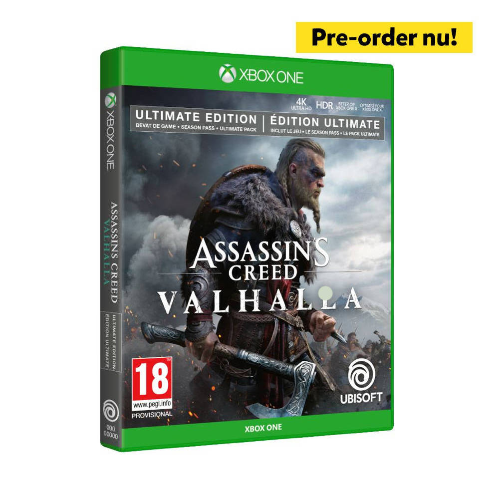 Xbox One Assassin's Creed Valhalla Ultimate Edition