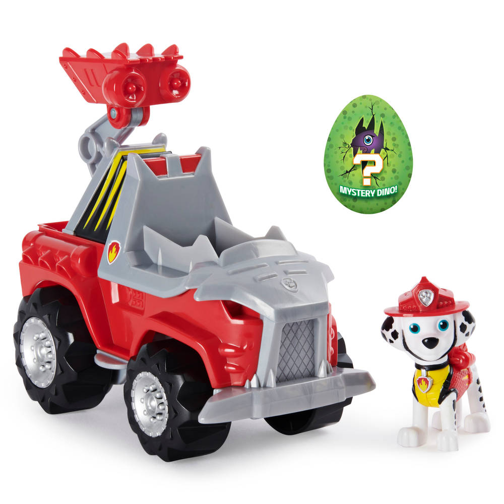 PAW Patrol Dino Rescue voertuig Marshall
