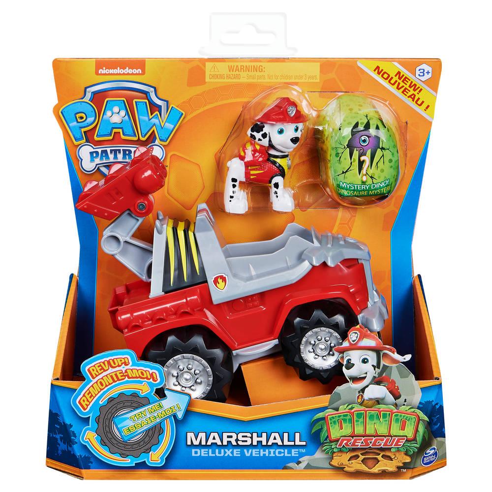 PAW Patrol dino voertuig Marshall