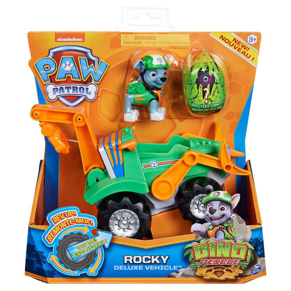 PAW Patrol dino voertuig Rocky