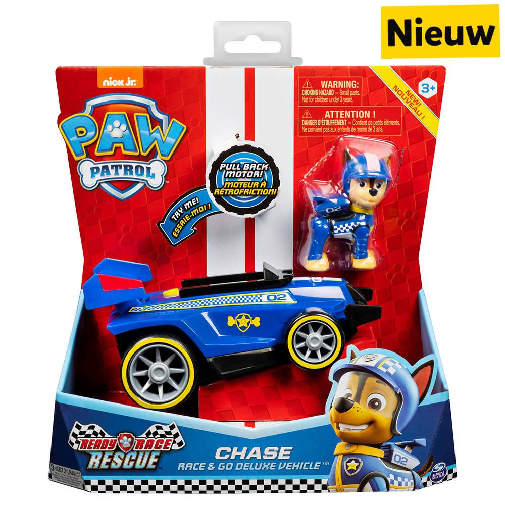 PAW Patrol Ready Race voertuig Chase