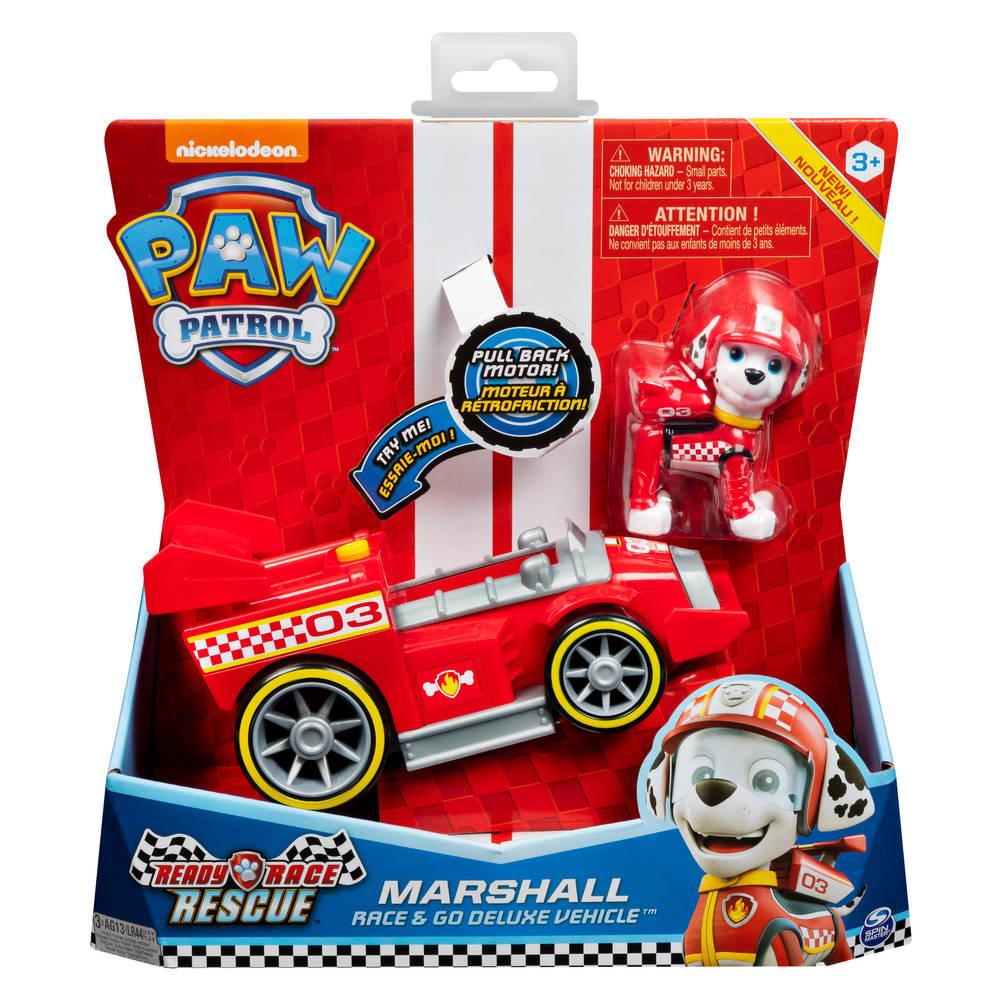PAW Patrol Ready Race voertuig Marshall
