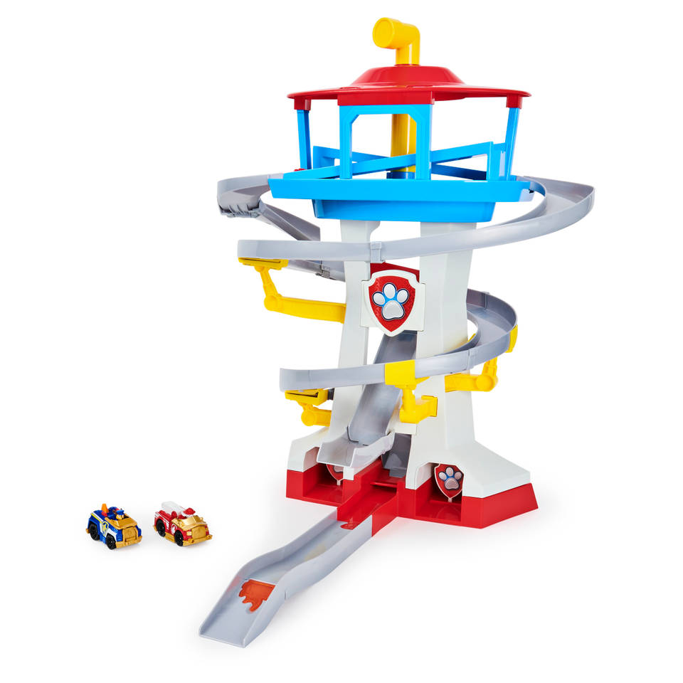 PAW Patrol True Metal Adventure Bay set