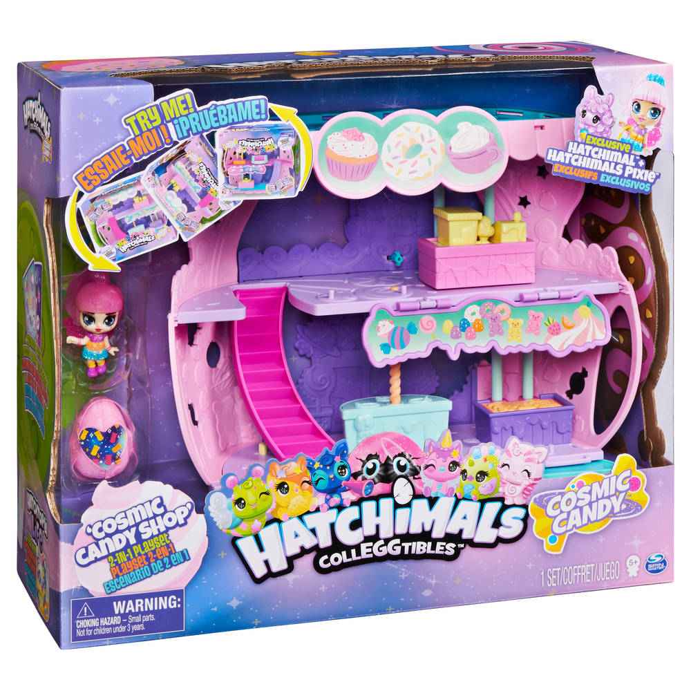 Hatchimals CollEGGtibles seizoen 8 speelfigurenset 2-pack