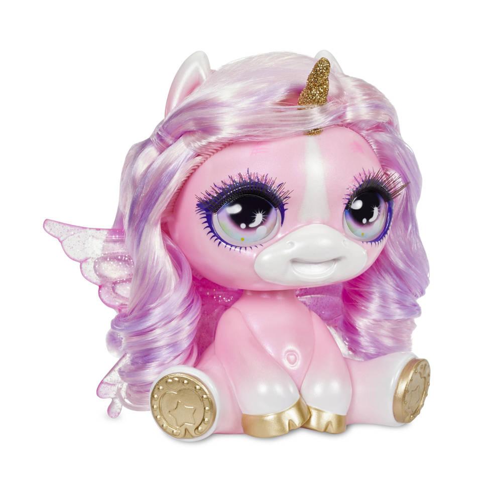 Poopsie Silly Q.T. eenhoorn figuur Penelope Proud - roze