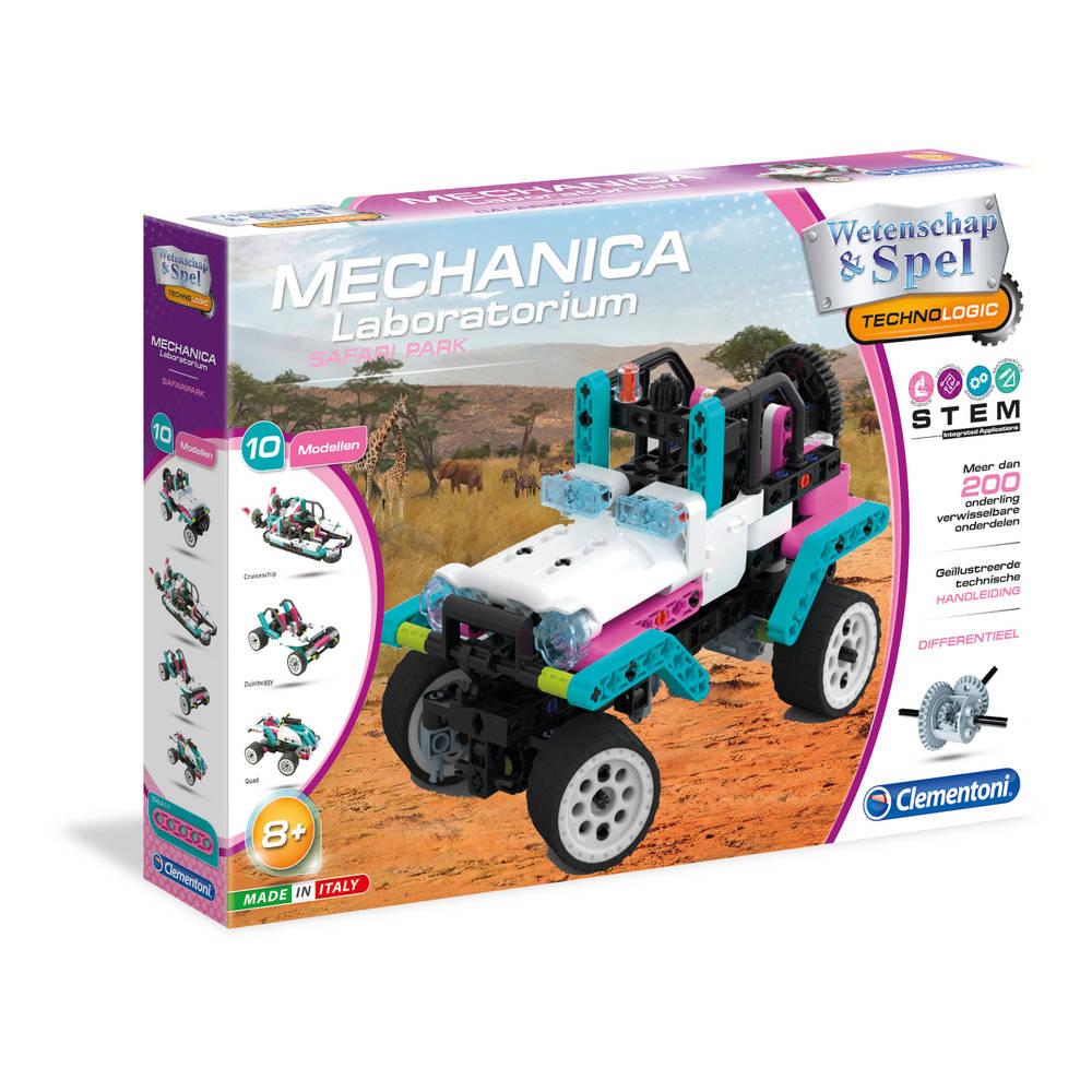 Clementoni Mechanica Laboratorium monstertruck