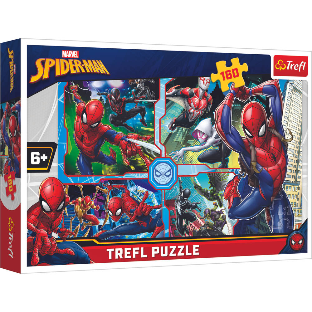 Trefl puzzel Spider-Man - 160 stukjes