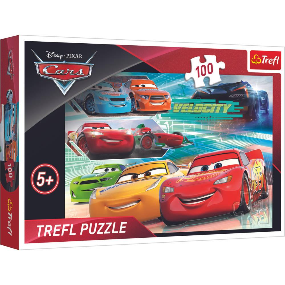 Trefl Disney Cars 3 puzzel Race Heroes - 160 stukjes