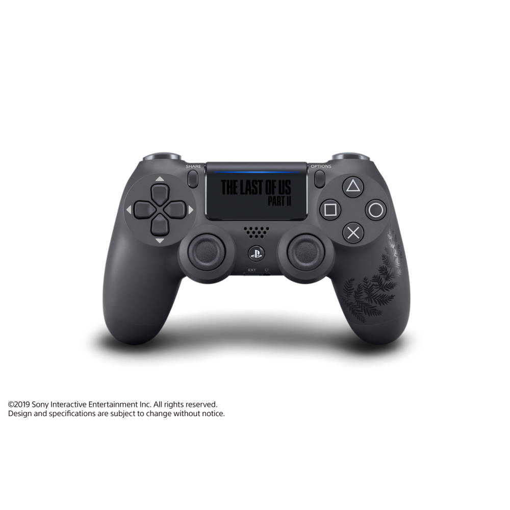 PS4 The Last of Us Part II Limited Edition DualShock 4 controller V2