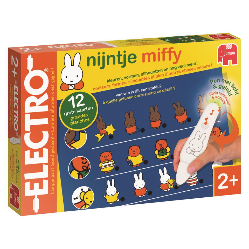 Jumbo Electro Nijntje pen met licht en geluid