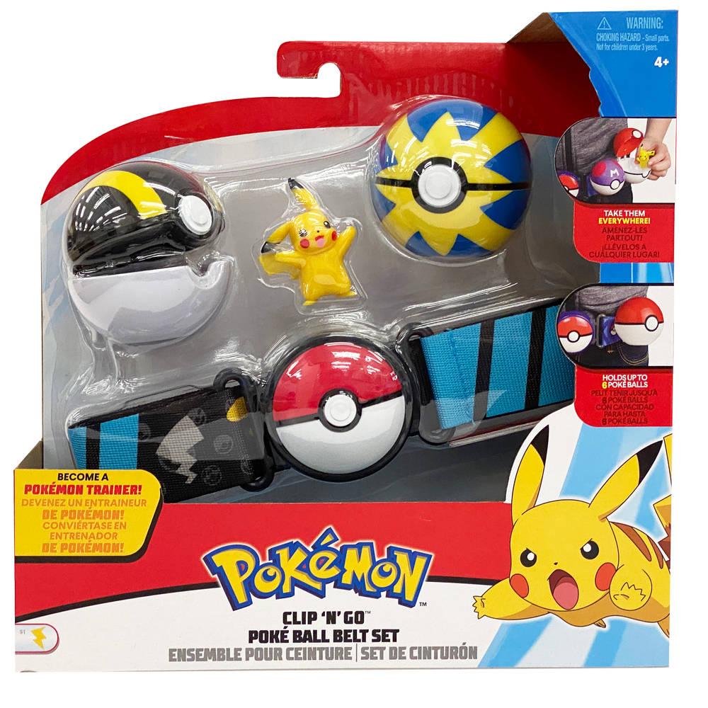 Pokémon Clip 'N Go Poké Ball Serie 5 gordelset