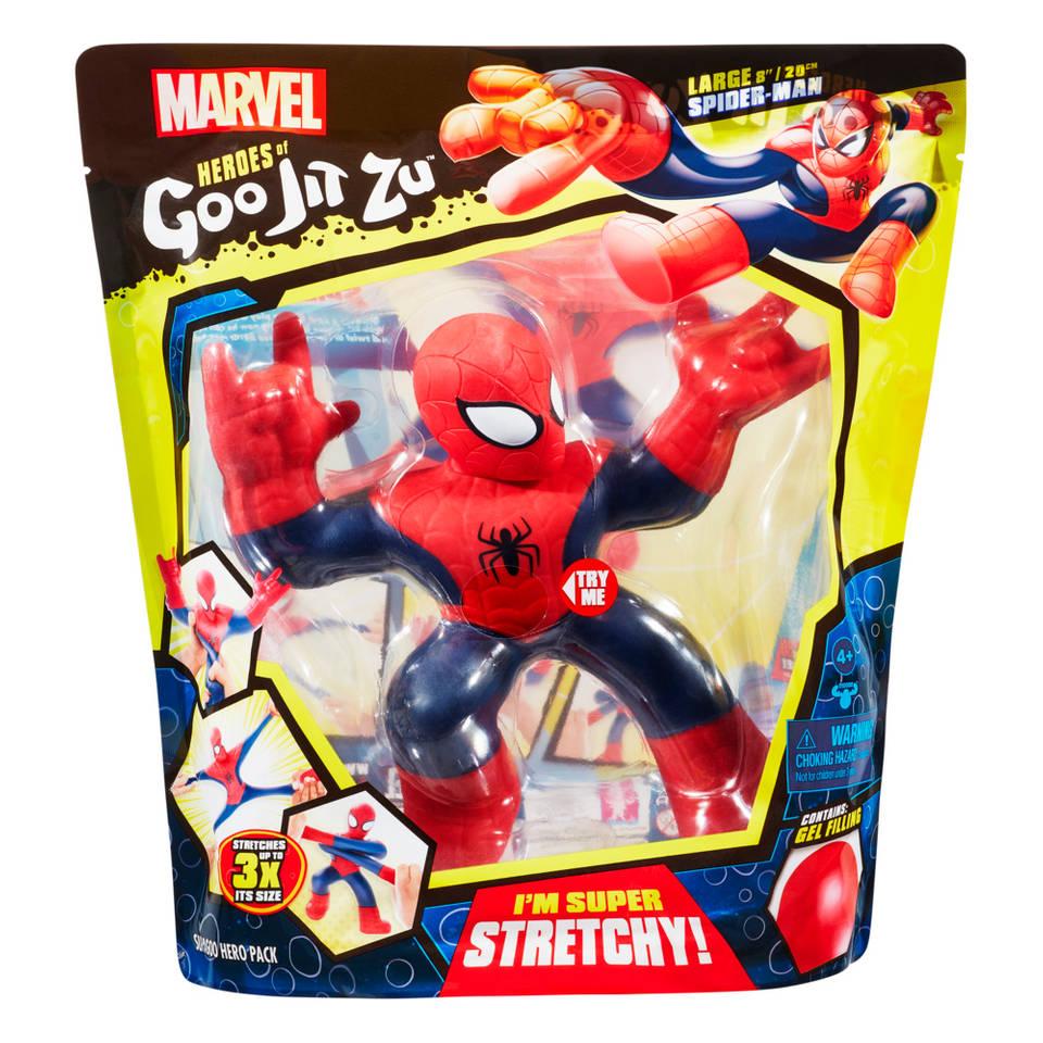 Goo Jit Zu Marvel superheld Supergoo Spider-Man