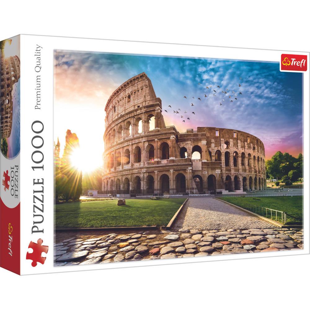 Trefl puzzel zonovergoten Colosseum - 1000 stukjes