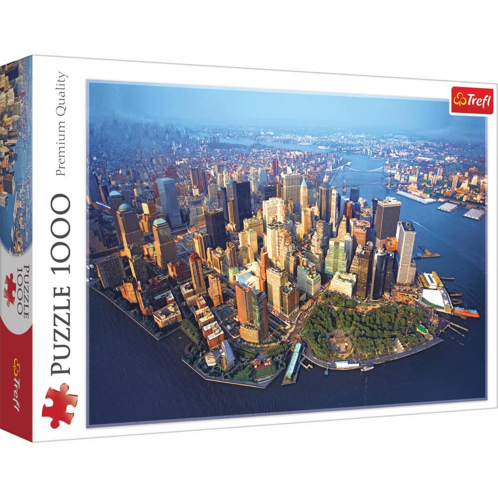Trefl puzzel New York - 1000 stukjes
