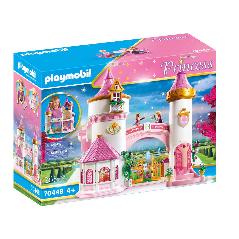 PLAYMOBIL Princess prinsessenkasteel 70448