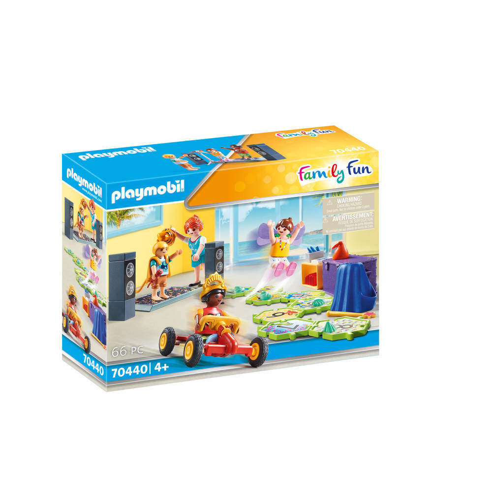 PLAYMOBIL Family Fun kids club 70440