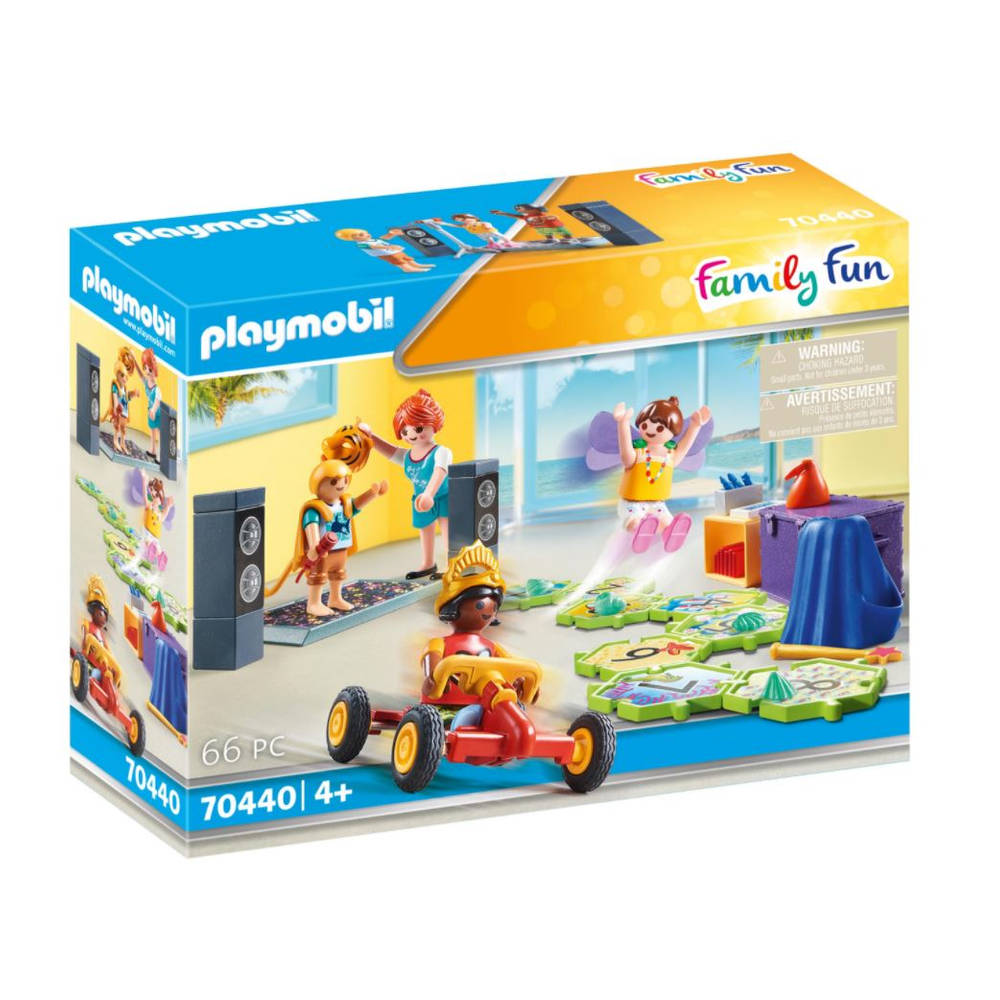 PLAYMOBIL Family Fun kids club 70440