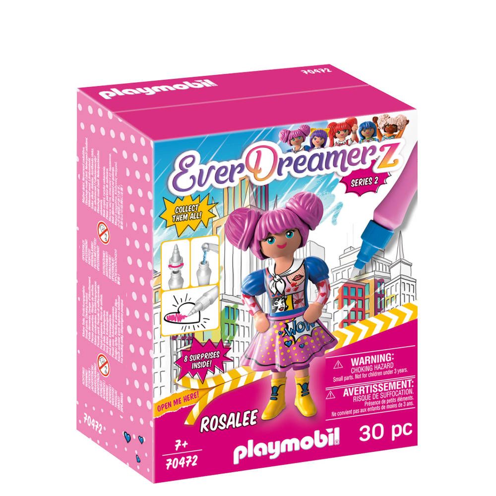 PLAYMOBIL EverDreamerz Rosalee 70472