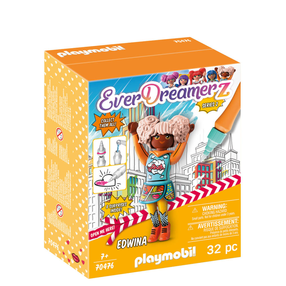 PLAYMOBIL EverDreamerz Edwina 70476