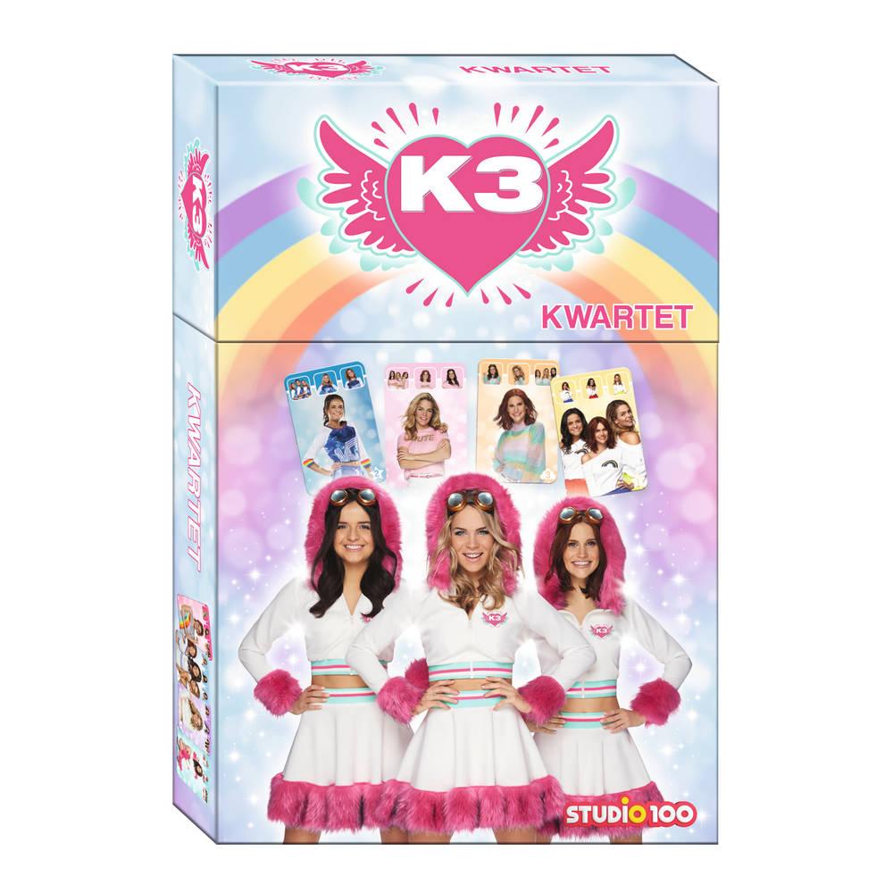 K3 kwartetspel