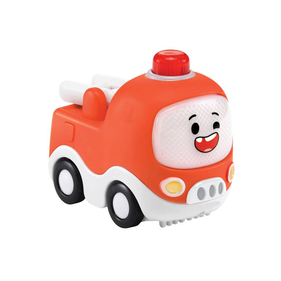 VTech Toet Toet Cory Carson voertuig Benny brandweerauto