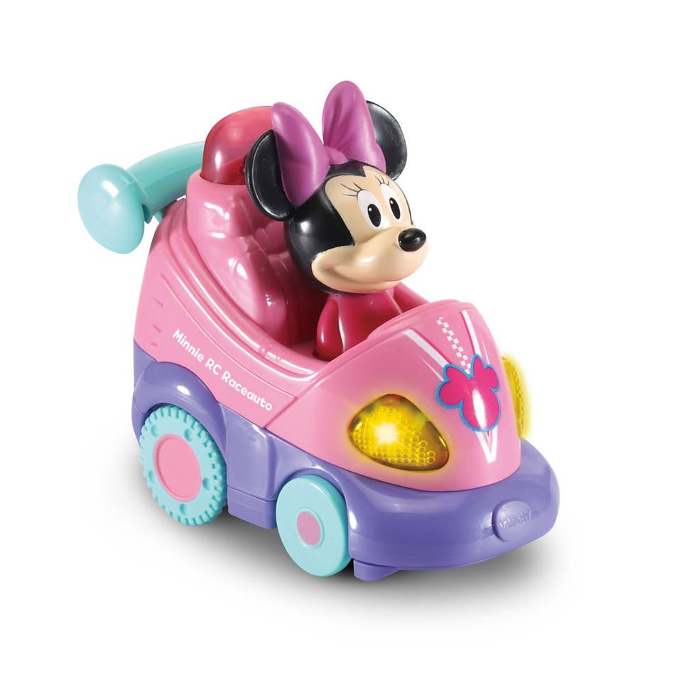VTech Toet Toet Auto's Minnie Mouse op afstandbestuurbare auto