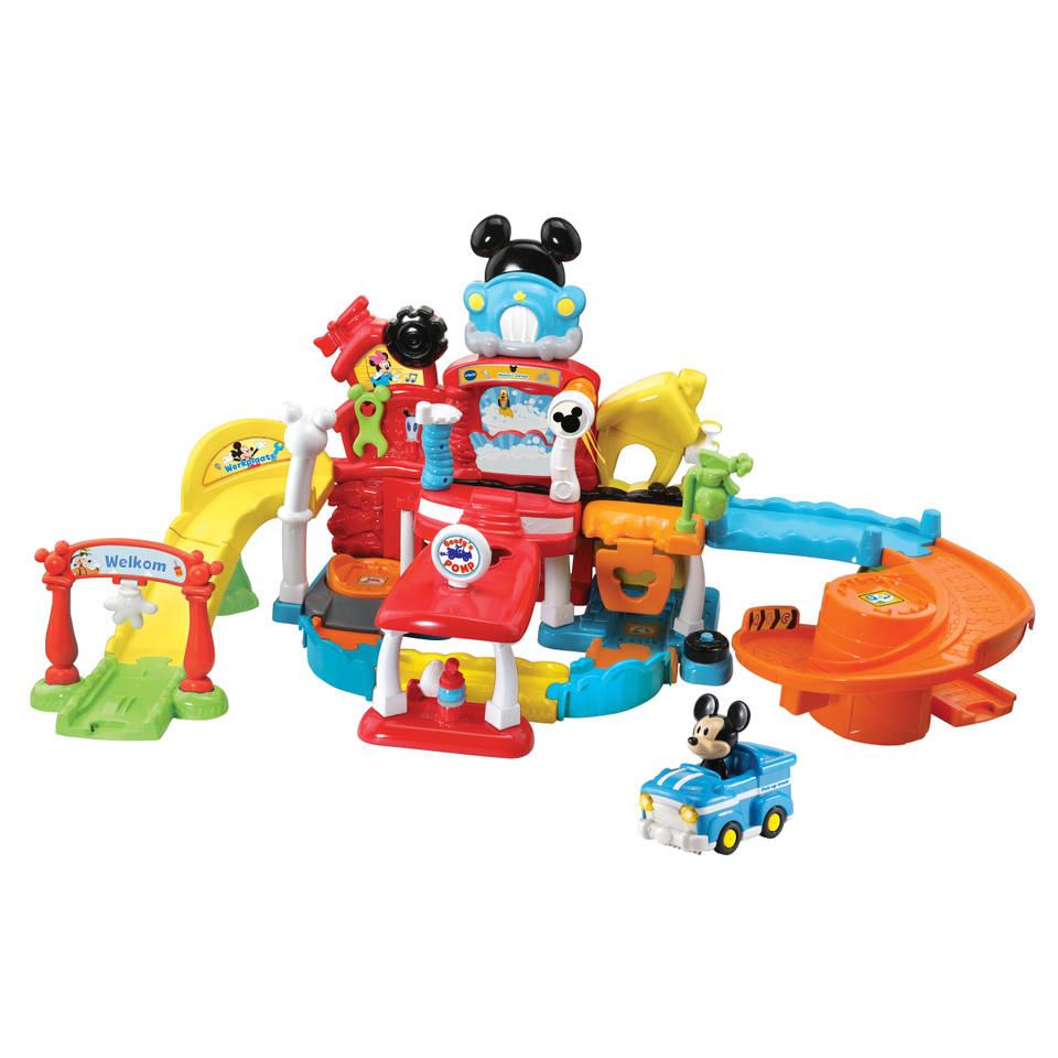 VTech Toet Toet Auto's Mickey's garage