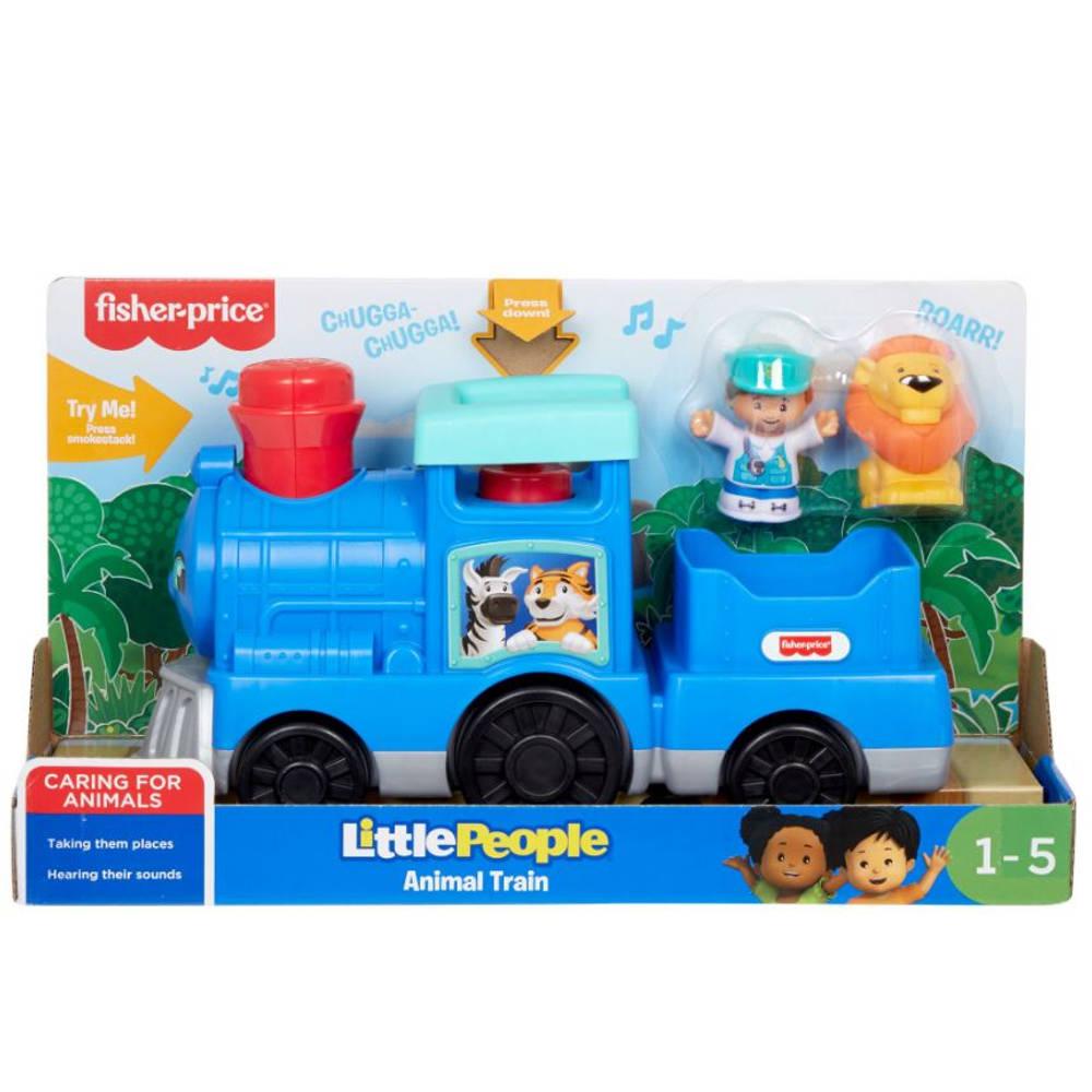 Fisher-Price Little People Choo-Choo dierentrein