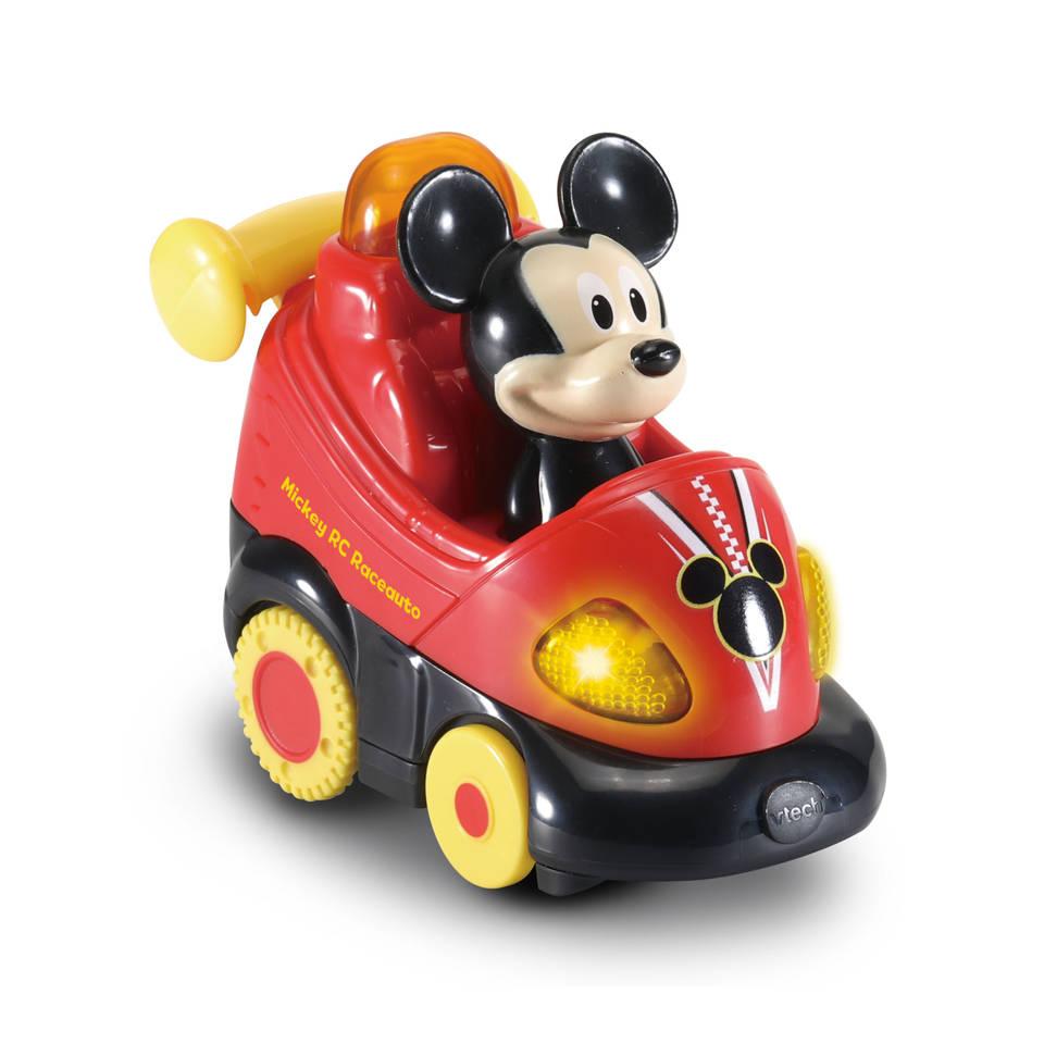 VTech Toet Toet Auto's Mickey Mouse op afstandbestuurbare auto
