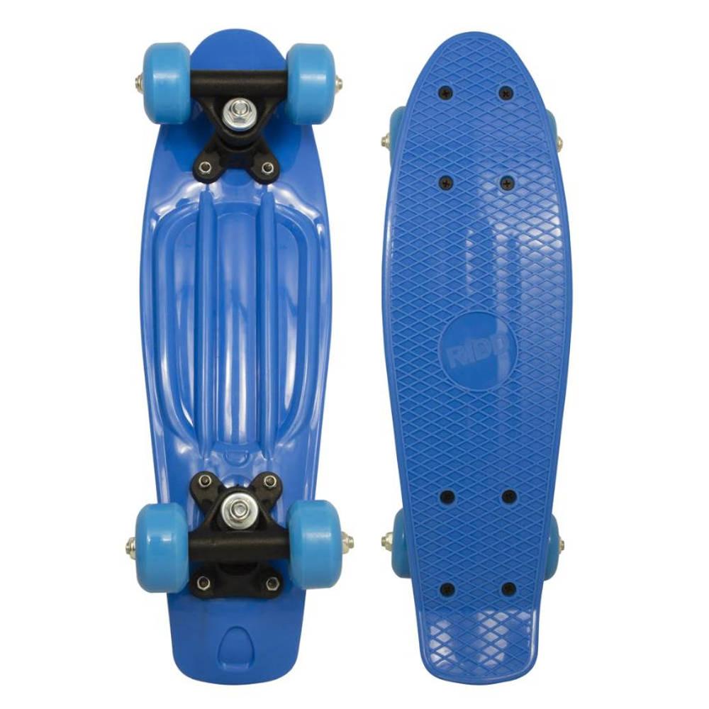 RiDD Penny skateboard - 17 inch - blauw