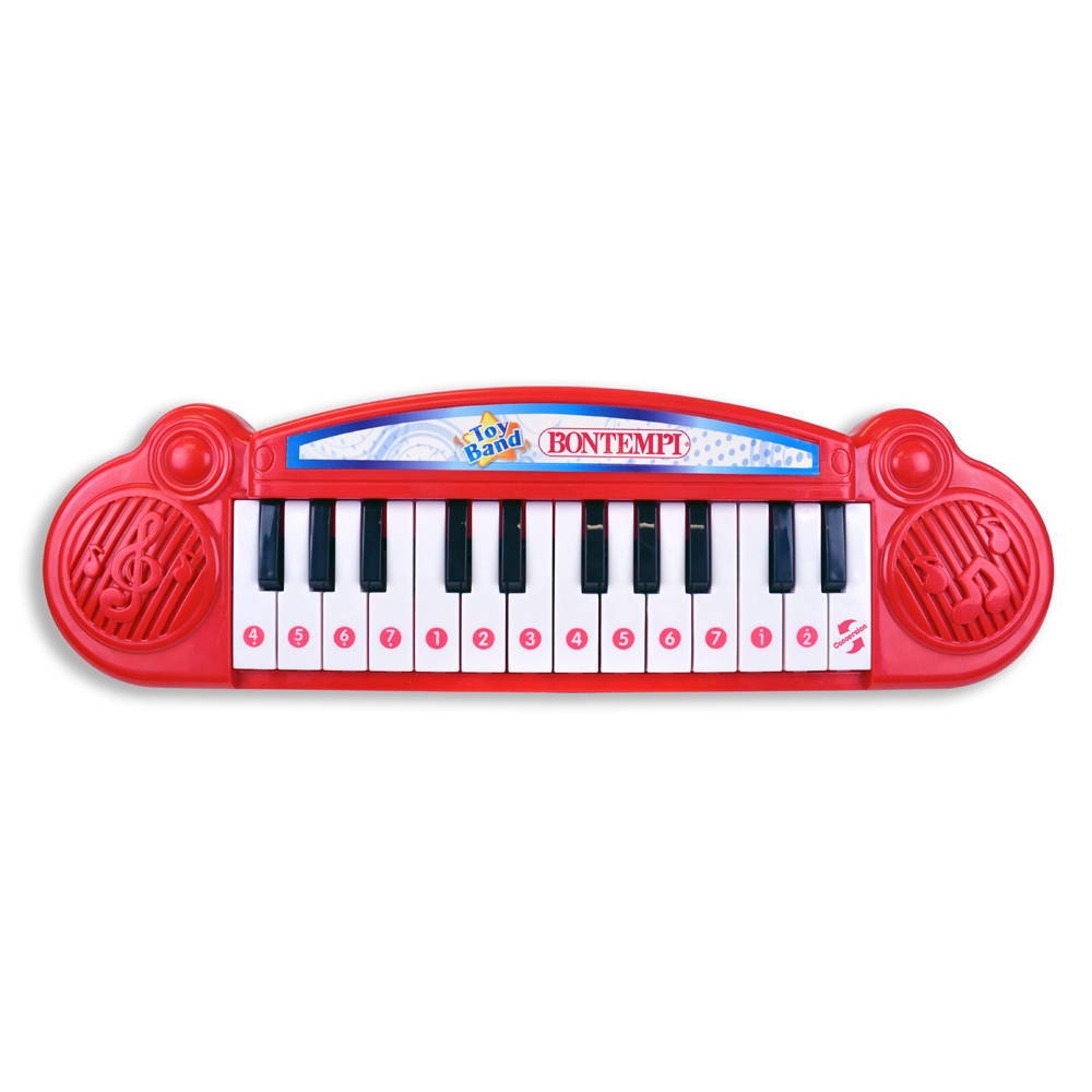 Bontempi elektronisch mini keyboard