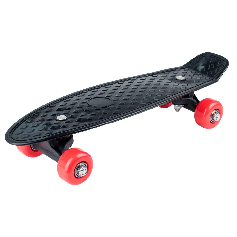 Playfun pennyboard - zwart