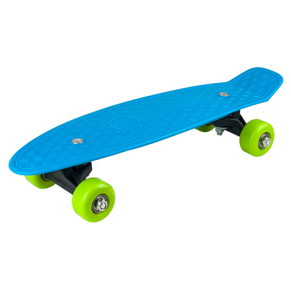 Playfun pennyboard - blauw