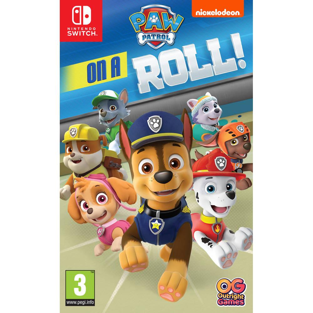 Nintendo Switch PAW Patrol: On A Roll
