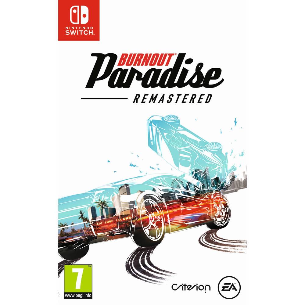 Nintendo Switch Burnout Paradise: Remastered