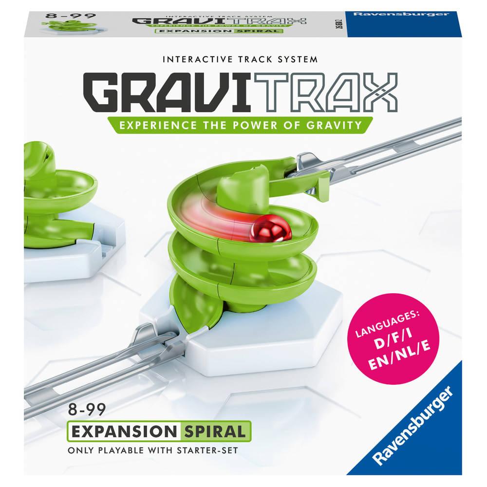 GraviTrax uitbreidingsset spiraal